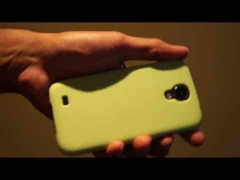 Pinlo Slice Rubber for Samsung Galaxy S4 Review
