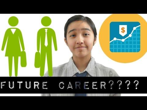 My Future Career | EDUC project ft. momma & Brenda.
