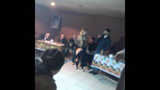 Elvin qobustan fanati ile mirt meyxana 2015