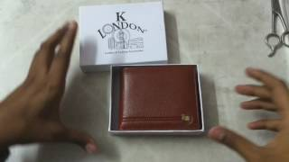 Best wallet for men with pure leather