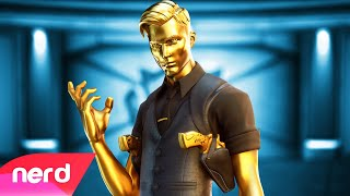 Fortnite Season 2 Song | Golden Touch | #NerdOut ft. Frazer [prod. by Play Dead]