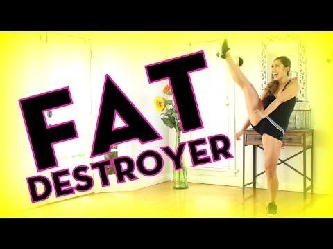 Fat Destroyer - BEST Cardio Workout