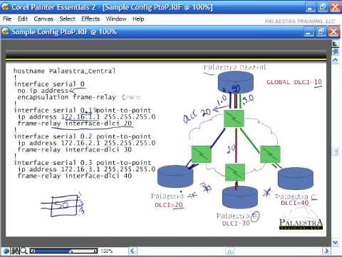 Cisco CCNA Videos - Configuring Frame Relay