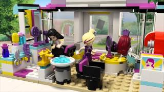 Smyths Toys Lego Friends Stephanies House 41314 Music Jinni