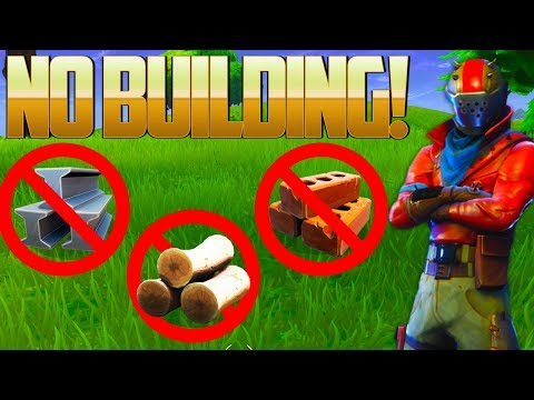 HARDEST NO BUILD CHALLENGE! - Fortnite Battle Royale SEASON 3 Gameplay!
