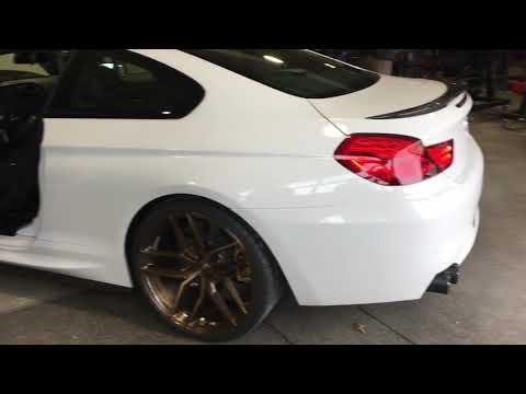 BMW M6 with competition package tuned to 740BHP!!!!!