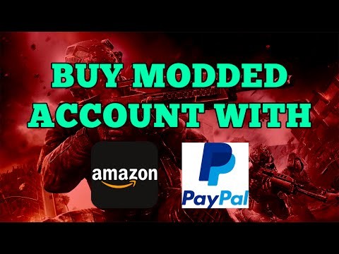 Buy Modded Accounts With Amazon & Paypal (Gamer Duo Store)