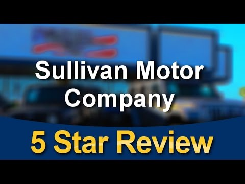 Sullivan Motor Company Mesa Wonderful 5 Star Review by E. W.