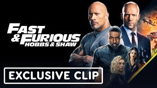 Download Fast & Furious: Hobbs & Shaw ″Car Chase″ Exclusive Clip Video