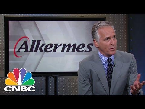 Alkermes CEO: Battling Addiction | Mad Money | CNBC