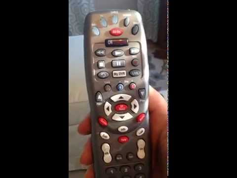 How To Program Your Comcast Xfinity Remote Control To Your TV