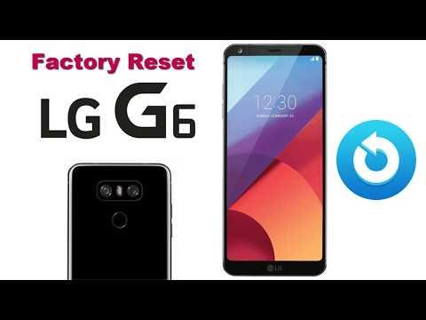 LG G6 Hard Reset 3 Easy Steps (Powered Off) Hardware Keys