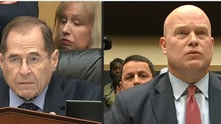 Download Matt Whitaker tells Democratic chairman his time is up Video
