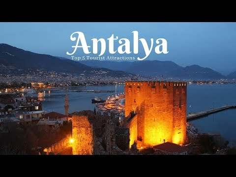 ANTALYA Travel Guide, Top 5 Tourist Attractions in antalya turkey must visit !!!