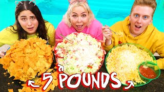 CAN YOU FINISH 5 POUNDS OF YOUR FOOD IN 10 MINUTES FOR $10,000