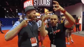 Jon Favreaus The Lion King Footage Overreaction D23 2017