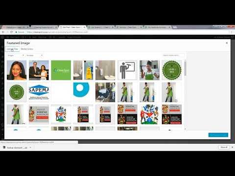 WordPress Website Tutorial 4 of 6