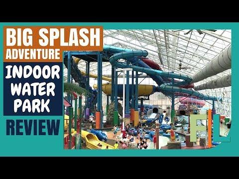Big Splash Adventure Indoor Water Park Review (French Lick, Indiana)