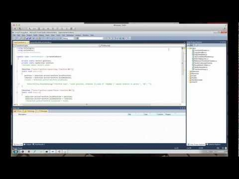 UnityVS Synchronized Error List