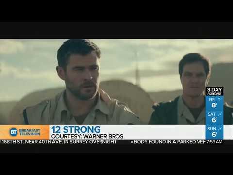 Thor's Hammers: 12 Strong & Hostiles