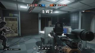 Glaz comes out for a bit of Casual (Tom Clancy