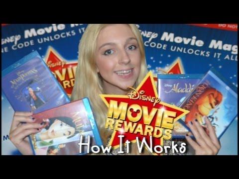 Disney Movie Rewards!