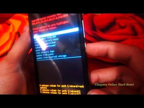 Micromax Q381 Hard Reset ,Pattern Lock ,Pin Code, Password, G-mail,Google , All Lock Remove Solution