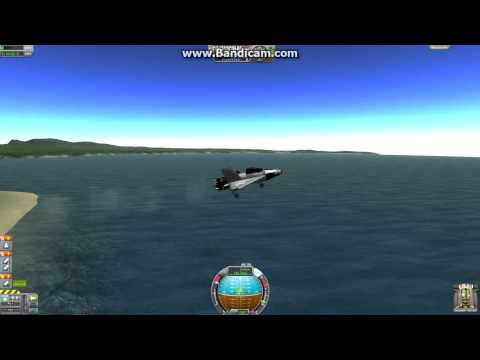 Kerbal Space Program: How to fly jets