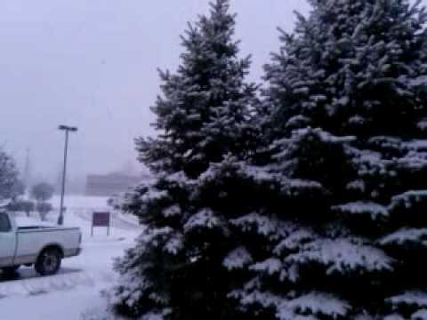 Winter Storm 2/05/2010 Columbus, OH