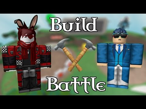 [ROBLOX Studio Build Battle #1] BOF vs Zarkonan_Zenheart