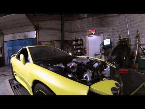 Pampena Motorsport 3000GT  stroker 735whp 26psi