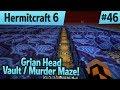 Download Video Download Murder Maze Vault for the Grian Head Hunt! — Hermitcraft 6 ep 46 3GP MP4 FLV