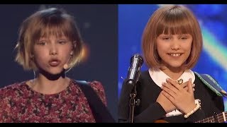 Watch Grace VanderWaal Go From Shy Girl to Global Stardom in ONE YEAR!