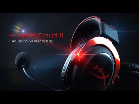 HyperX Cloud II how to get 7.1 audio on the PS4
