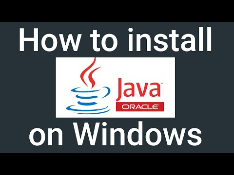 How to install Java on windows 7 /8 /10 ( x64 & x86 ) | Properly and Neat  | 2017