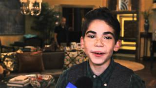 Cameron Boyce On Set Jessie Interview