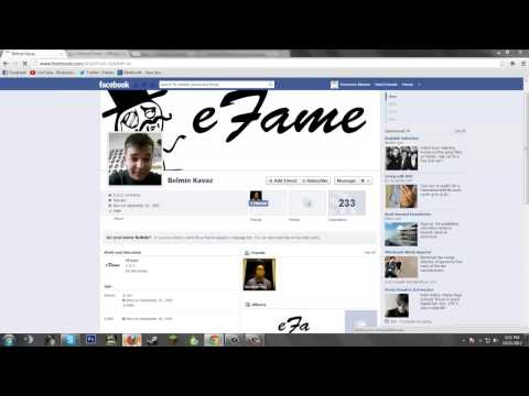 Find out who blocked-deleted you on facebook!