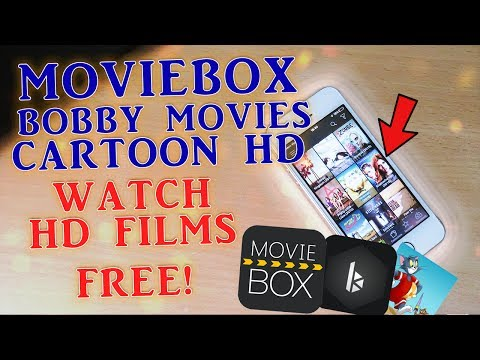 How To Get MOVIE BOX, CARTOON HD & BOBBY MOVIES iOS 10 - 10.3.2 (No Jailbreak / No Computer)