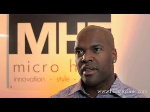Best Hair Loss Treatment for Black Men   Kevins Hair Loss Story   HIS Hair Clinic