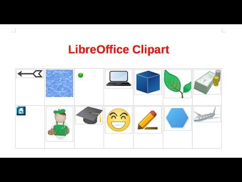 LibreOffice - Clipart