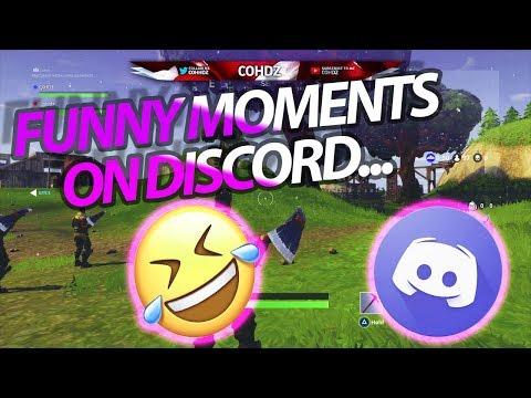 Discord Funny Moments #1! | @cohhdz