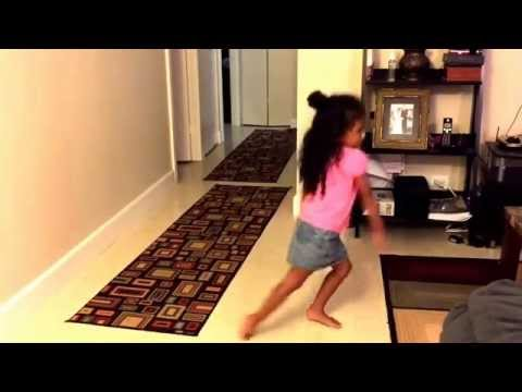 Happy Birthday Dora dance