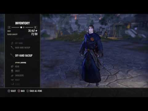 [ESO] PvP Tank/Healer Build - Magicka Templar - The Elder Scrolls Online - Morrowind