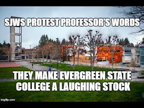 Evergreen State College's Failures