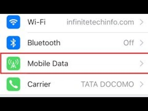 How to turn on personal hotspot in iphone if personal hotspot option is not available in settings !!
