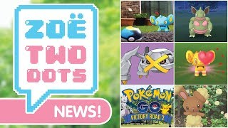NEW SHINIES, 10KM EGGS, EVENTS & MORE! ZTD News | Pokémon GO