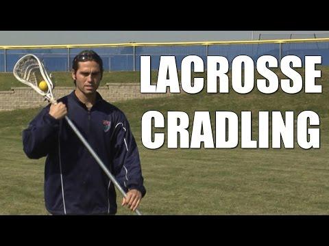 Lacrosse Cradling : Lacrosse tips