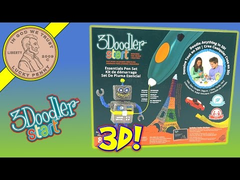 3Doodler Start 3D Drawing Tool - Doodle Anything In 3D