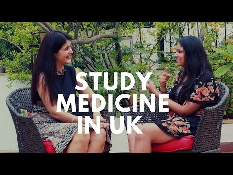 How to Study Medicine in UK - Admission Process, Costs, Visas for Indian Students #ChetChat