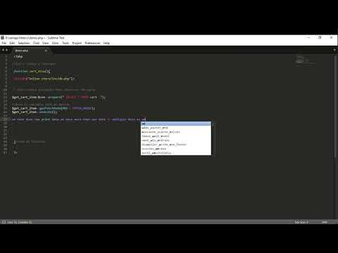 Fetch data from database using php || PDO fetch assoc ||while loop to fetch data from phpmyadmin